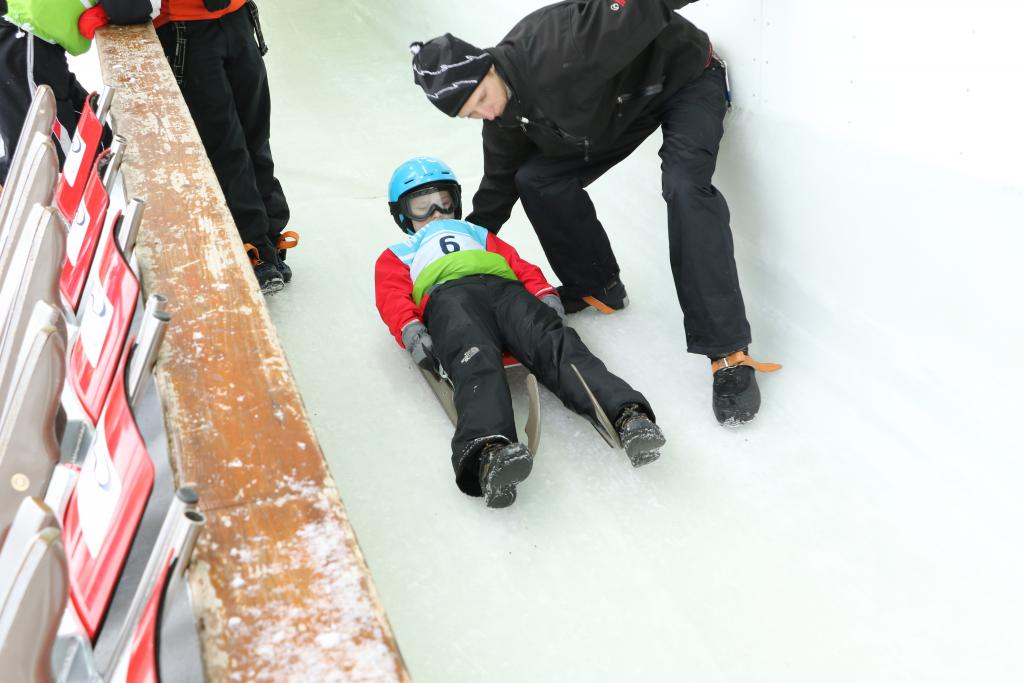 Luge Youth Program