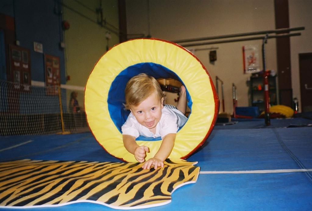 PlayTots Physical Literacy Program for Toddlers