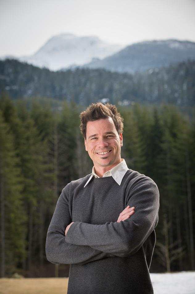 Christian Boone, Managing Director, Whistler Athletes' Centre