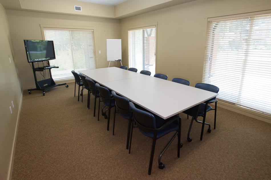 Whistler Athletes' Centre - Board Meeting Room
