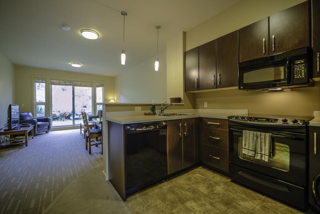 Whistler Athletes' Centre Townhomes Interior 2
