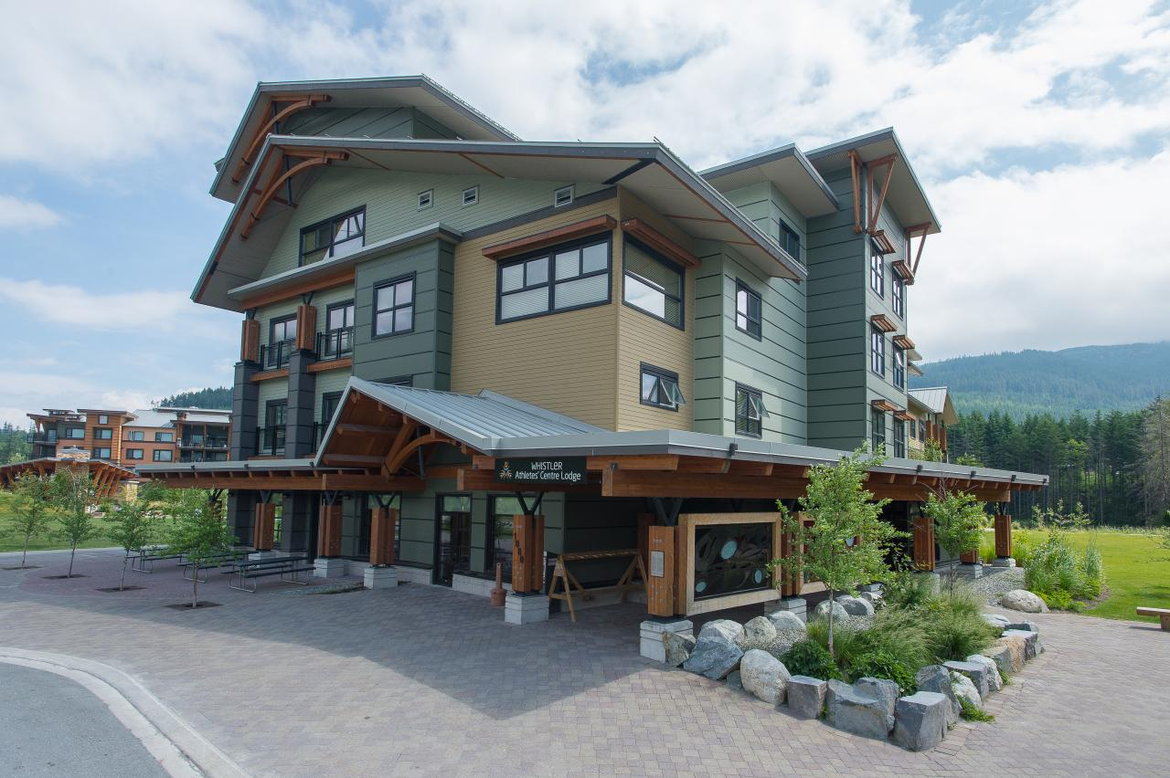 Whistler Athletes' Lodge