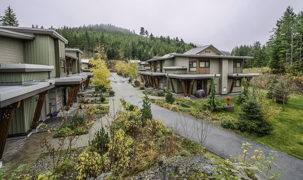 Whistler Athletes' Centre Townhomes