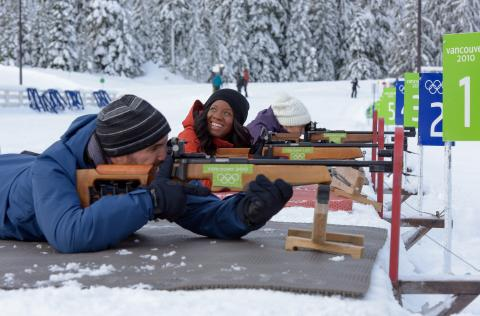 Biathlon Experience at Whistler Olympic Park