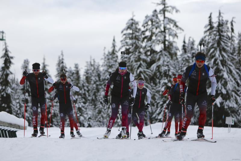 WNDC-Team cross country skiing 2