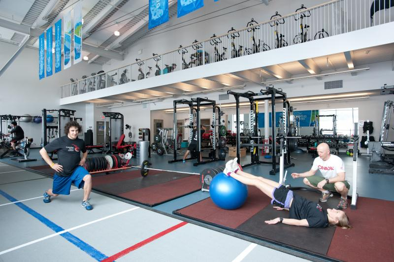 High Performance Training Centre, Whistler Athletes' Centre